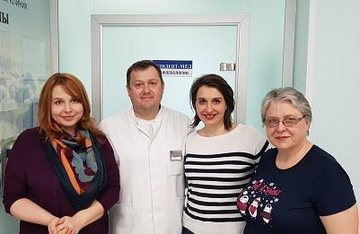 Phlebologist Semenov A.Yu. Feedback to the doctor about the treatment of varicose veins in the whole family.