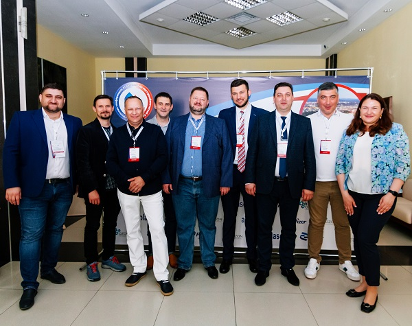 Speakers of conferences in Barnaul and Pyatigorsk