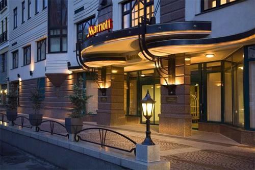 Grand hotel Mariot