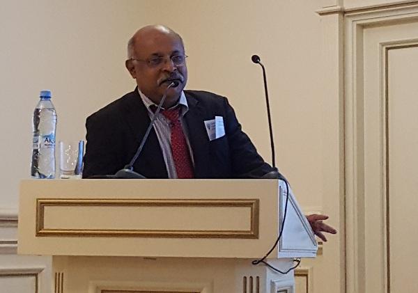 Indiya Dr. Roy Varghese