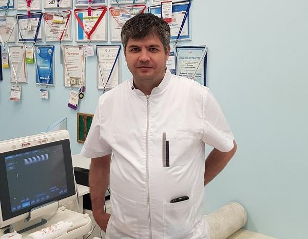 Ishaq Liuay Nihad - cardiovascular surgeon, phlebologist, ultrasound doctor, Ph.D. Nalchik (Kabardino-Balkaria)