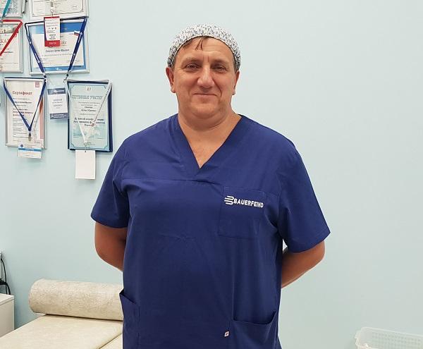 Kulkov Alexander Vladimirovich - cardiovascular surgeon, X-ray endovascular surgeon, phlebologist, Nakhodka