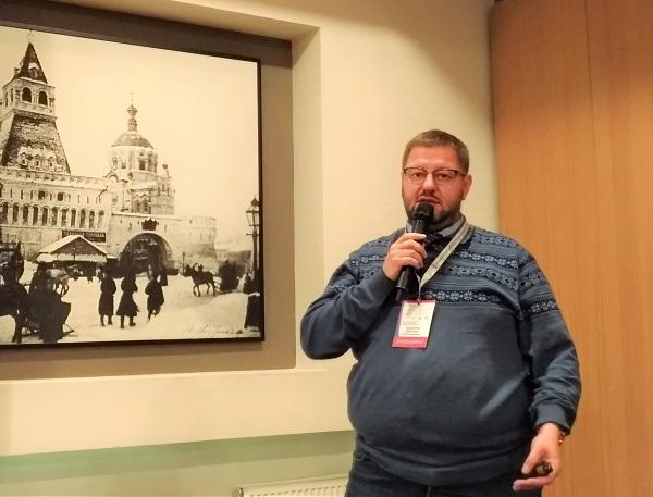 Rapporti di Ph.D. Fedorov D.A. (Mosca)