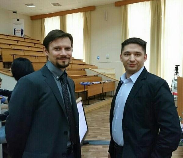 Doctors cardiovascular surgeons Raskin VV (MIFTS, Moscow) and Kazarenko AG. (Elizavetinskaya Hospital, St. Petersburg).