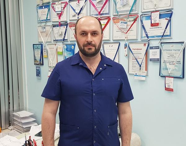 Magomedov Magomed Islamovich - surgeon, ultrasound doctor (G. Magadan)