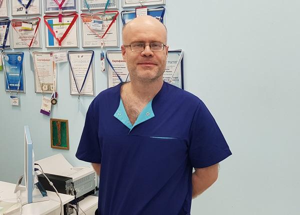 Katasonov Mikhail Vyacheslavovich - surgeon, phlebologist (Togliatti)