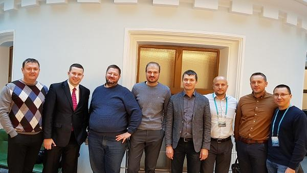 Leading Russian phlebologists from Moscow, St. Petersburg, Yaroslavl, Novosibirsk, Khabarovsk and Dmitrov at the conference