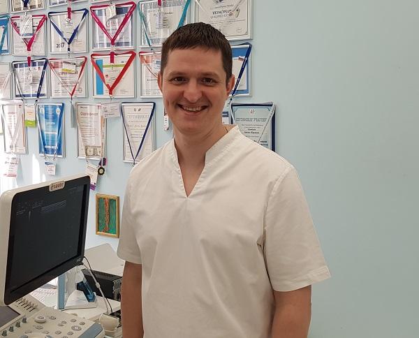 Sinitsyn Alexander Alexandrovich, vascular surgeon, phlebologist, Kursk