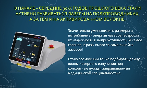 Report of a phlebologist from Moscow Fedorov D.A.