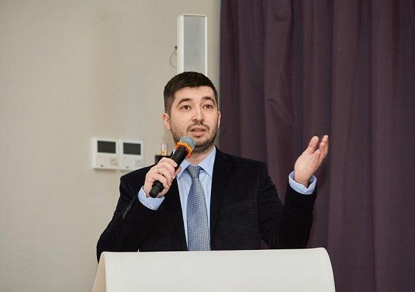 Reported by Dr. Bondarchuk D.V.