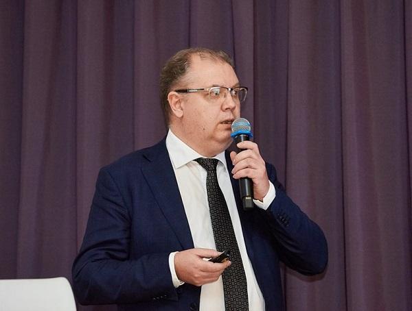Reported by Ph.D. Schastlivtsev I.V.