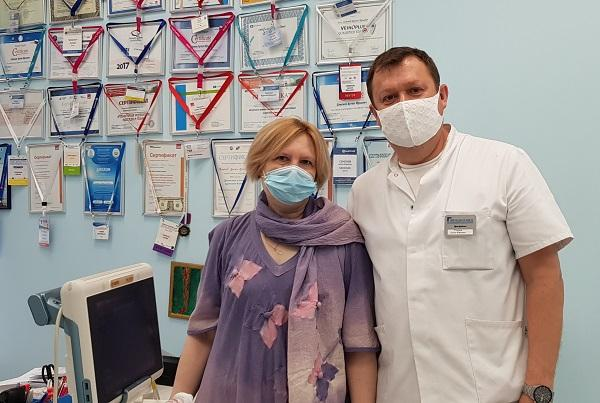 Reception of a phlebologist. Feedback on the appointment of a phlebologist Semenov A.Yu.