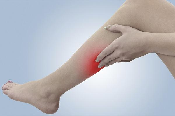 Symptoms of acute thrombophlebitis