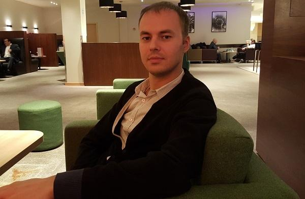 Na konferencii Voloshkin
