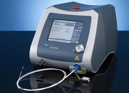 Biolitec laser generator that we use for EVLO