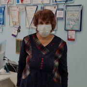 Lishilenko Nina Kondratievna, 82 years old, Moscow