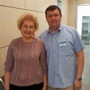 Sokolov family (Ulyanovsk and Moscow)