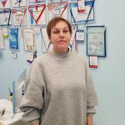 Tarasevich Irina Yurievna, 12 gennaio 2021, Mosca