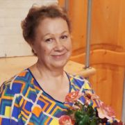 Olga and Nikolay Vyazemsky, born in 1961, Domodedovo