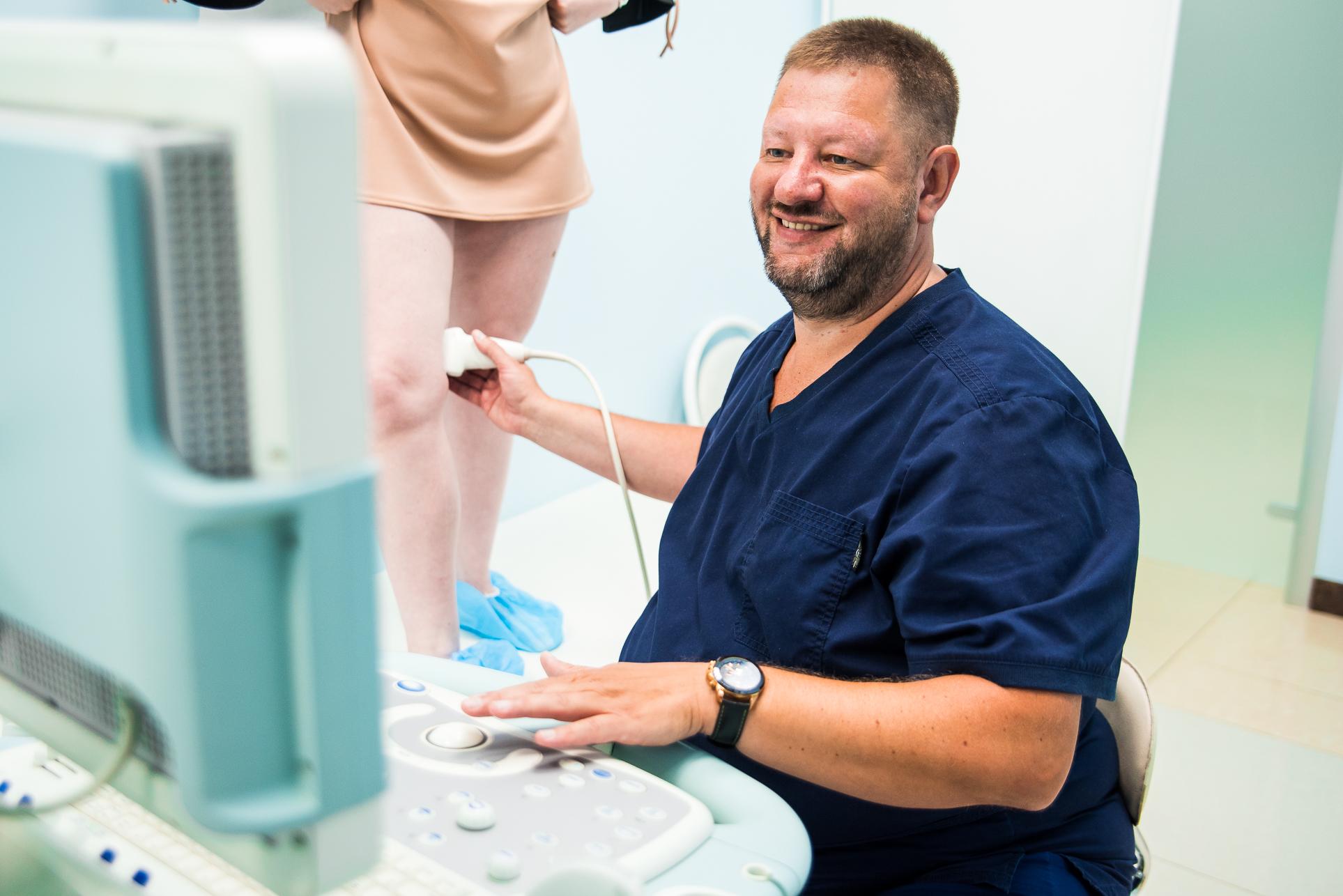 Центр лечения пациентов с проблемами флебологии