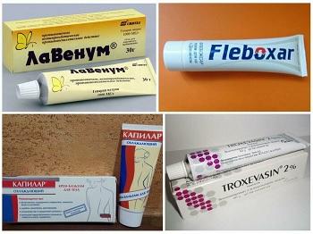 mazi de la varicoză într-o farmacie)