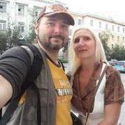 Андрей Мусатов и Инесса Николаева, Воркута